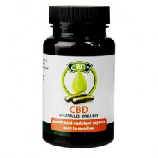 Капсулы Jacob hooy CBD