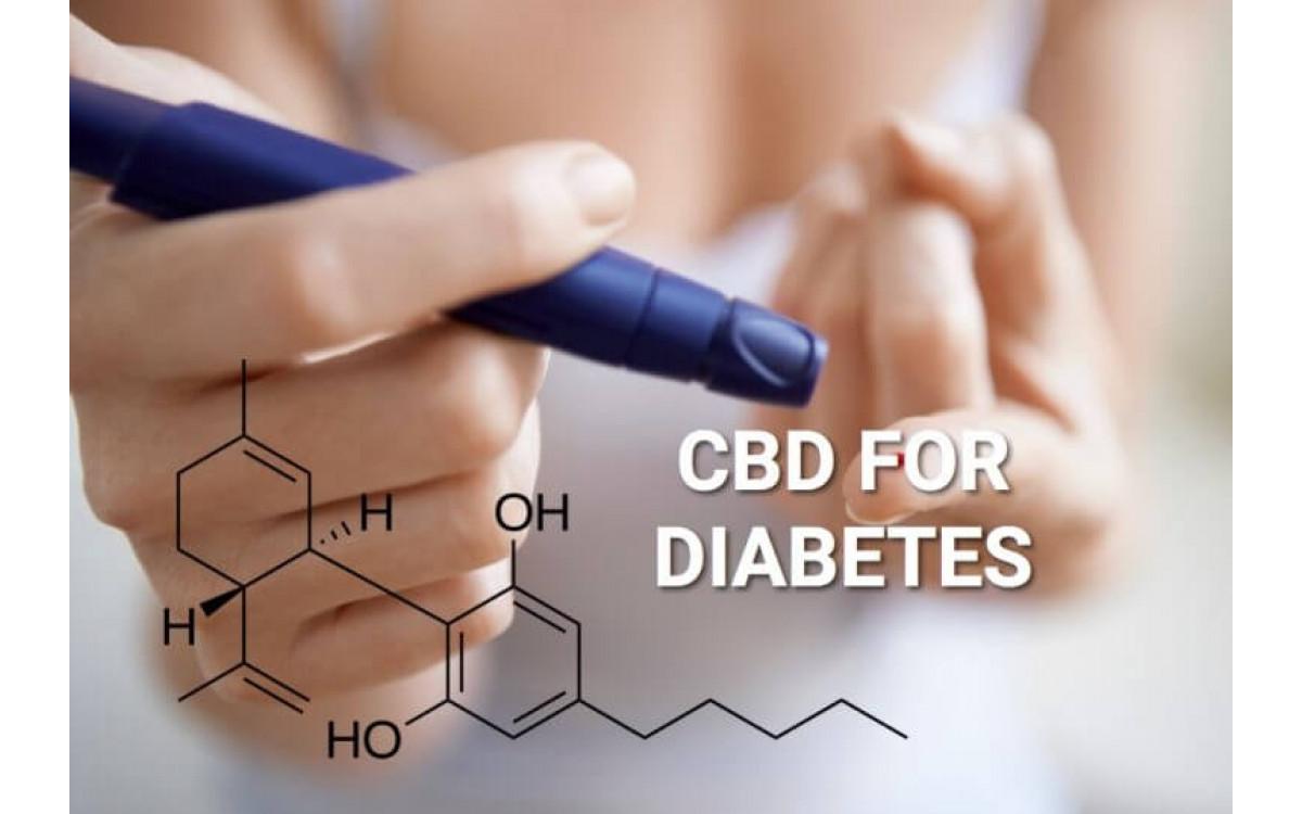 Диабет - в исследовании с использованием КБД